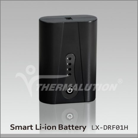 Two Battery Packs for Dry Vest DV1