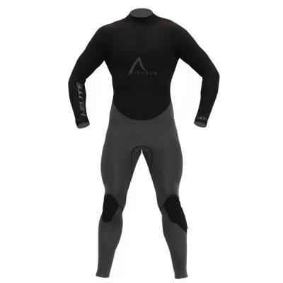 Isurus Elite 3.3.3 - Back zip