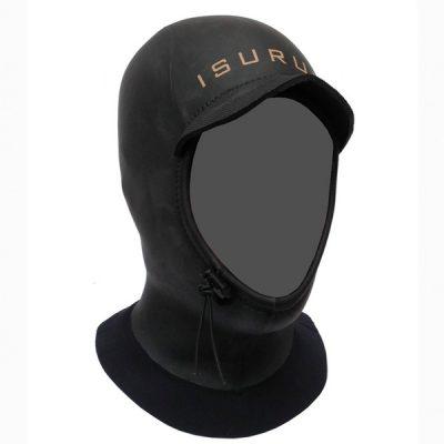Isurus SCS/Zicronium Removable Hood